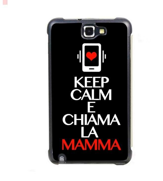 Cover Keep calm e chiama la mamma
