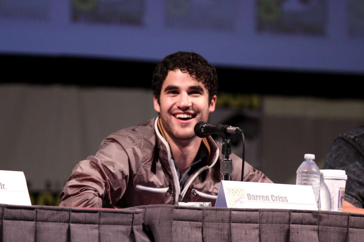 Darren Criss al Comicon