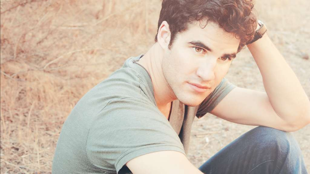 Photoshoot con Darren Criss