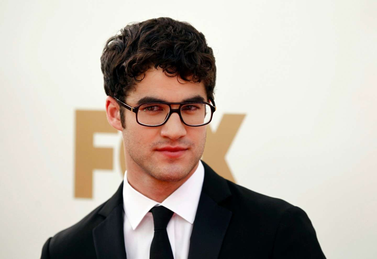 Darren Criss sul red carpet