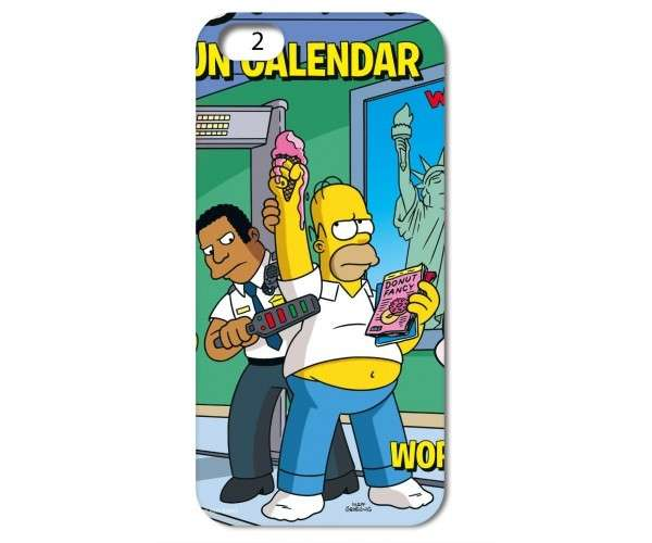 Cover di Homer in aeroporto