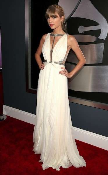 Taylor Swift ai Grammy 2013