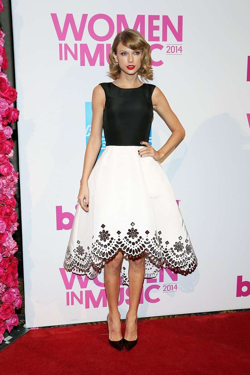 Taylor Swift al Billboard Women In Music