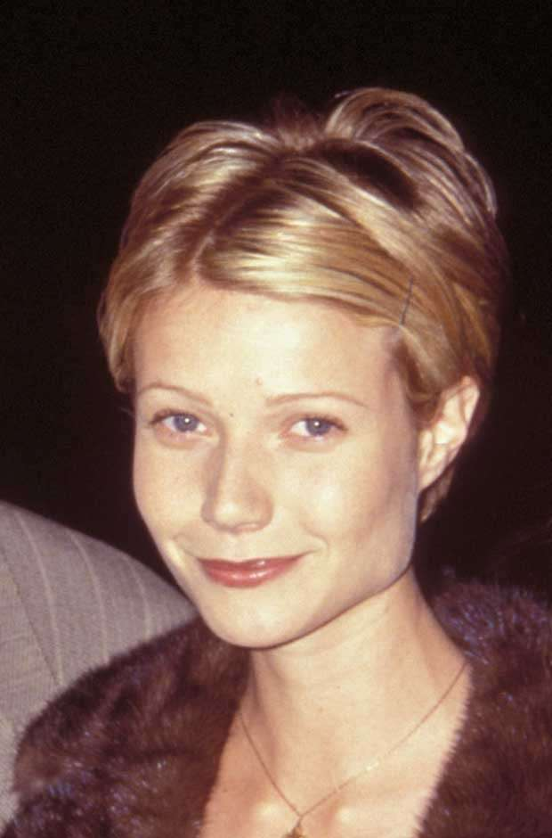 Pixie cut di Gwyneth Paltrow