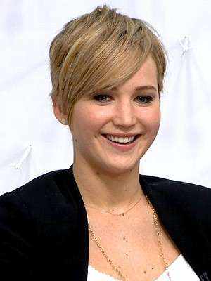 Pixie cut di Jennifer Lawrence
