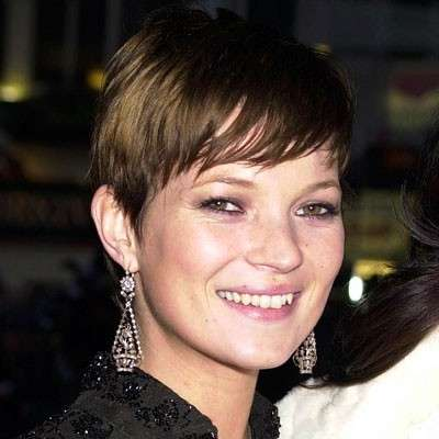 Pixie cut di Kate Moss
