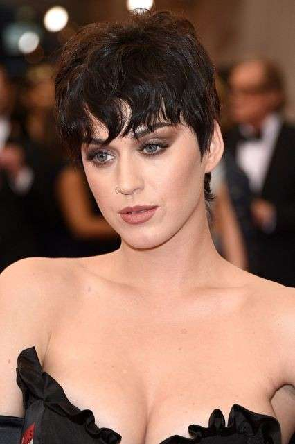 Pixie cut di Katy Perry