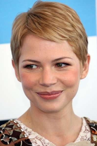 Pixie cut di Michelle Williams