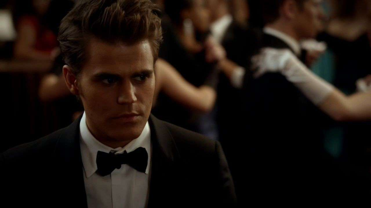 Paul Wesley e Stefan Salvatore