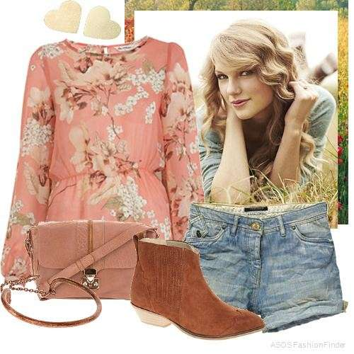 Look country delle star