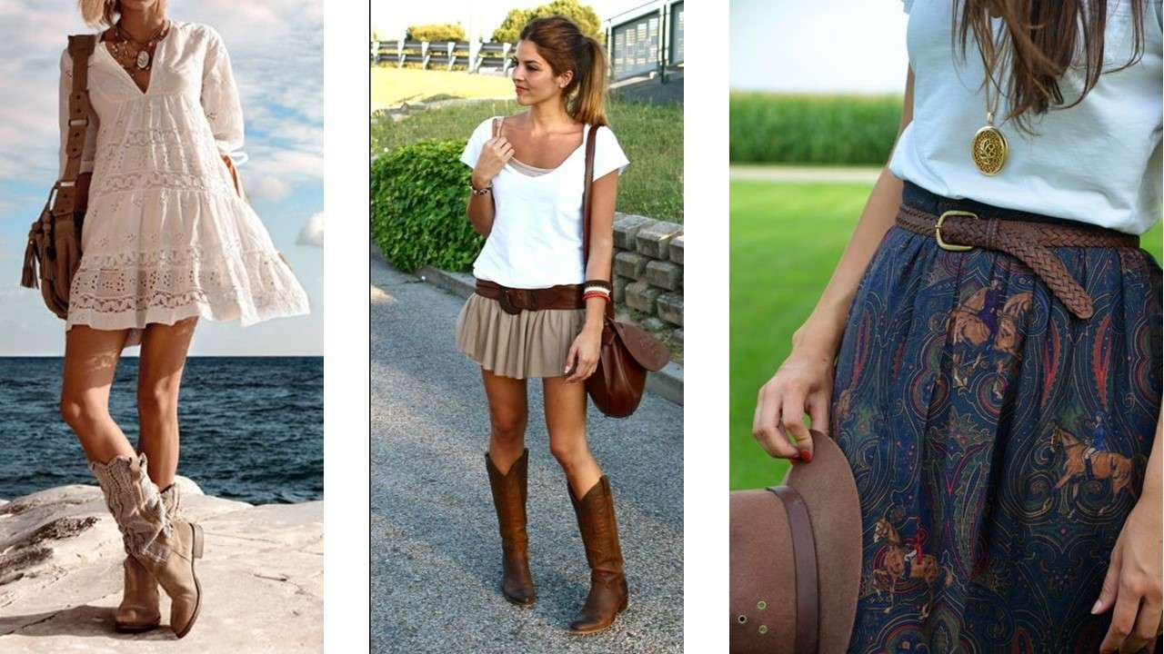Moda country-chic