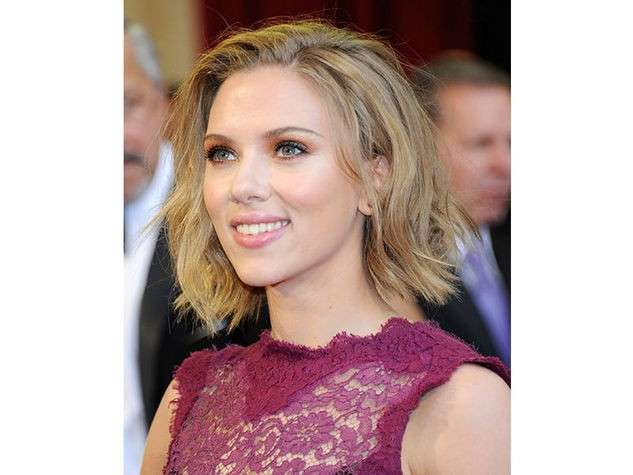 Scarlett Johanson sul red carpet