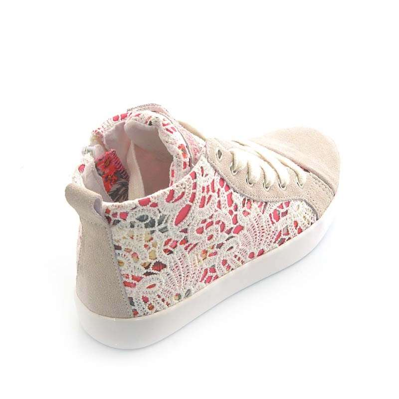 Sneakers Lelli Kelly con fiori