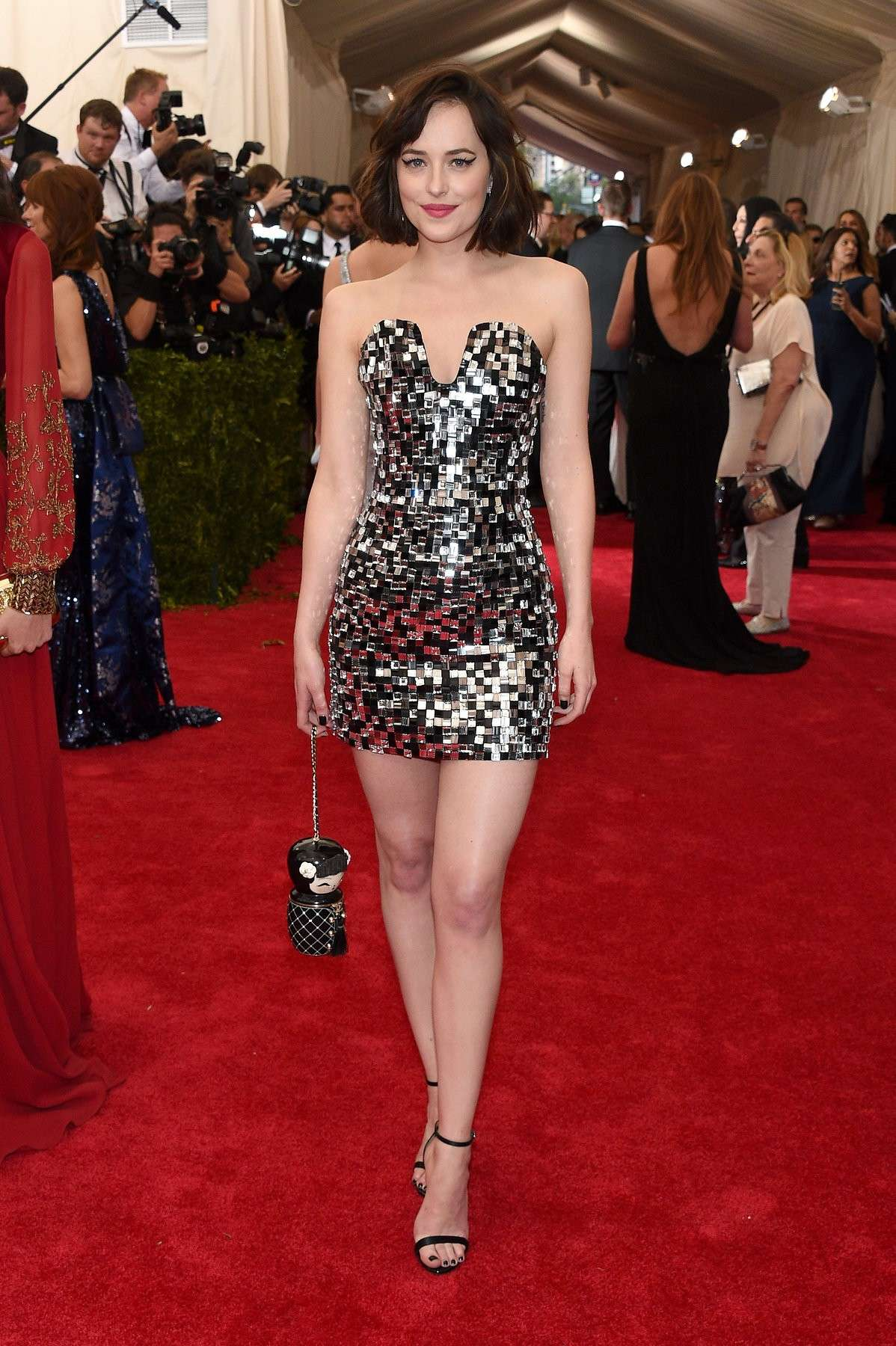 Dakota Johnson al  Met Gala 2015
