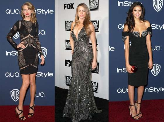 Gli abiti da sera del Golden Globes Party 2014