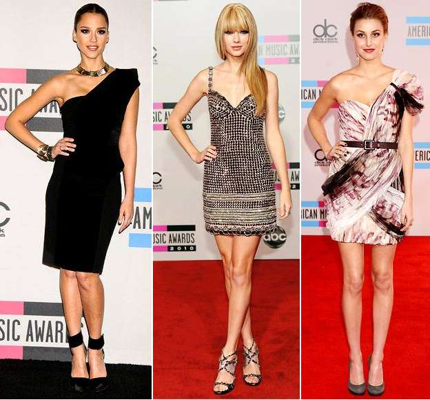 I mini dress delle celeb