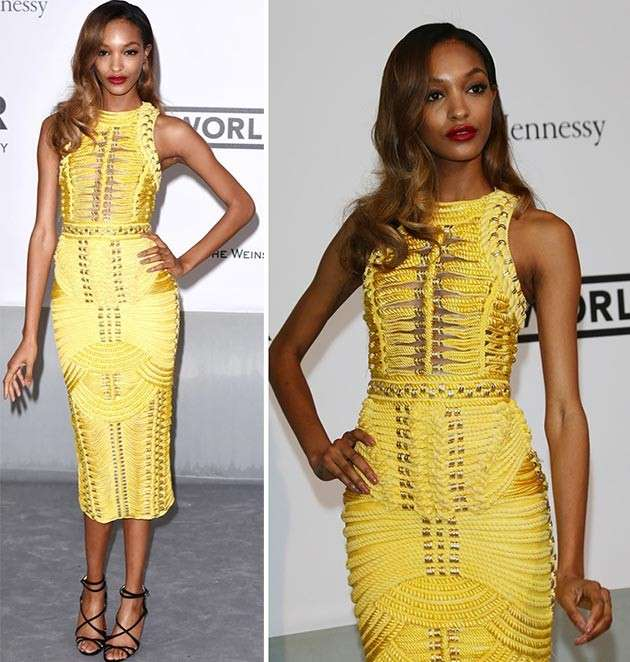 Jourdan Dunn a Cannes