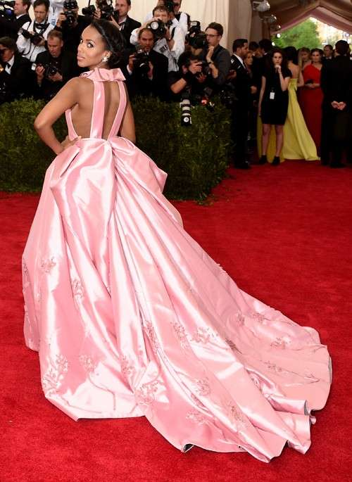 Kerry Washington al Met Gala 2015