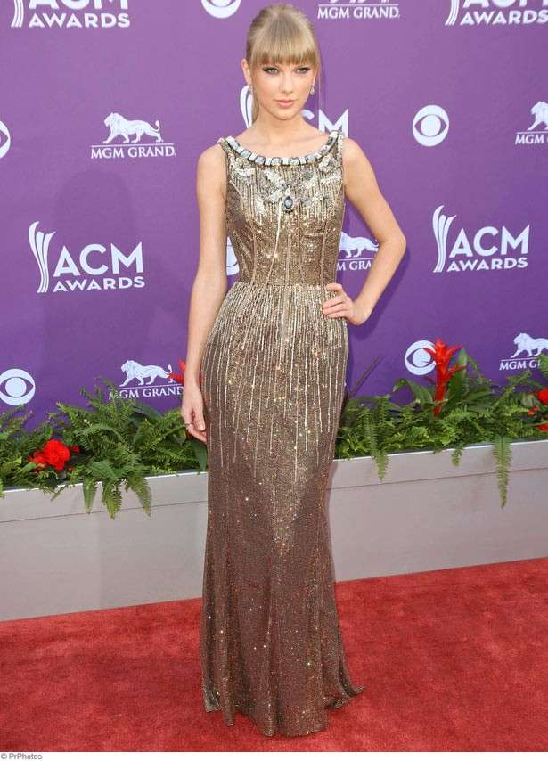 Taylor Swift agli ACM Awards 2013