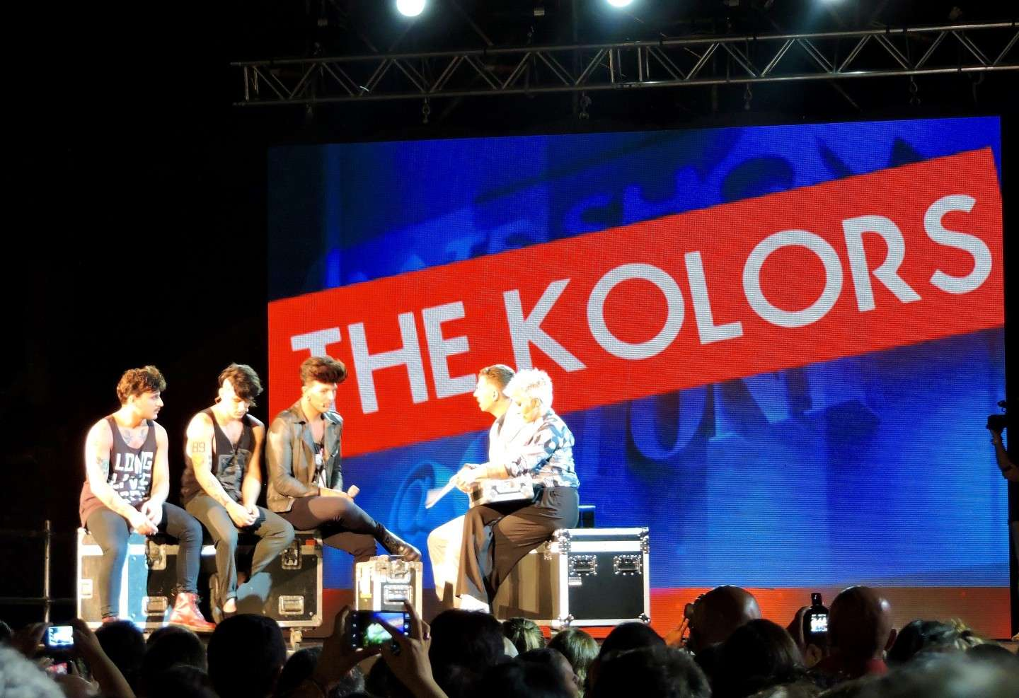 The Kolors a Giffoni 2015