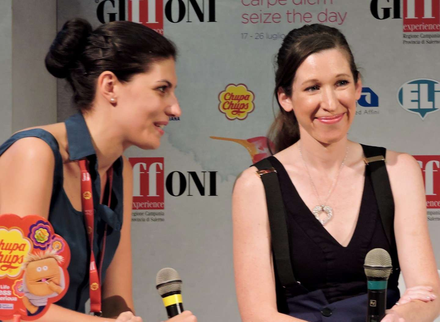 Lauren Kate a Giffoni 2015