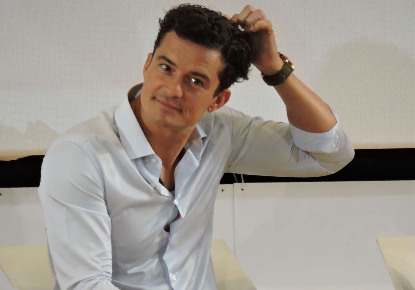 Orlando Bloom a Giffoni 2015