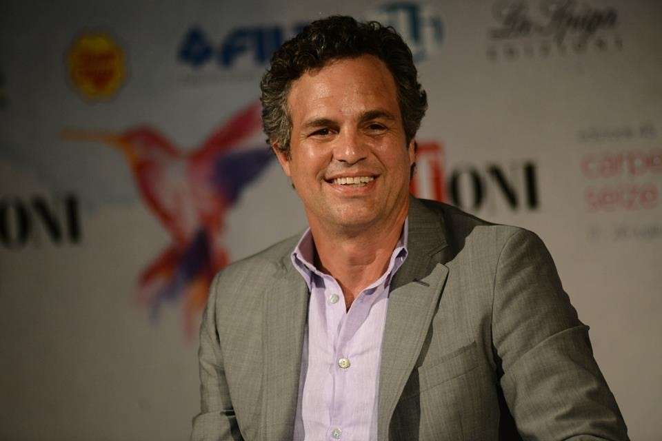 Primo piano di Mark Ruffalo