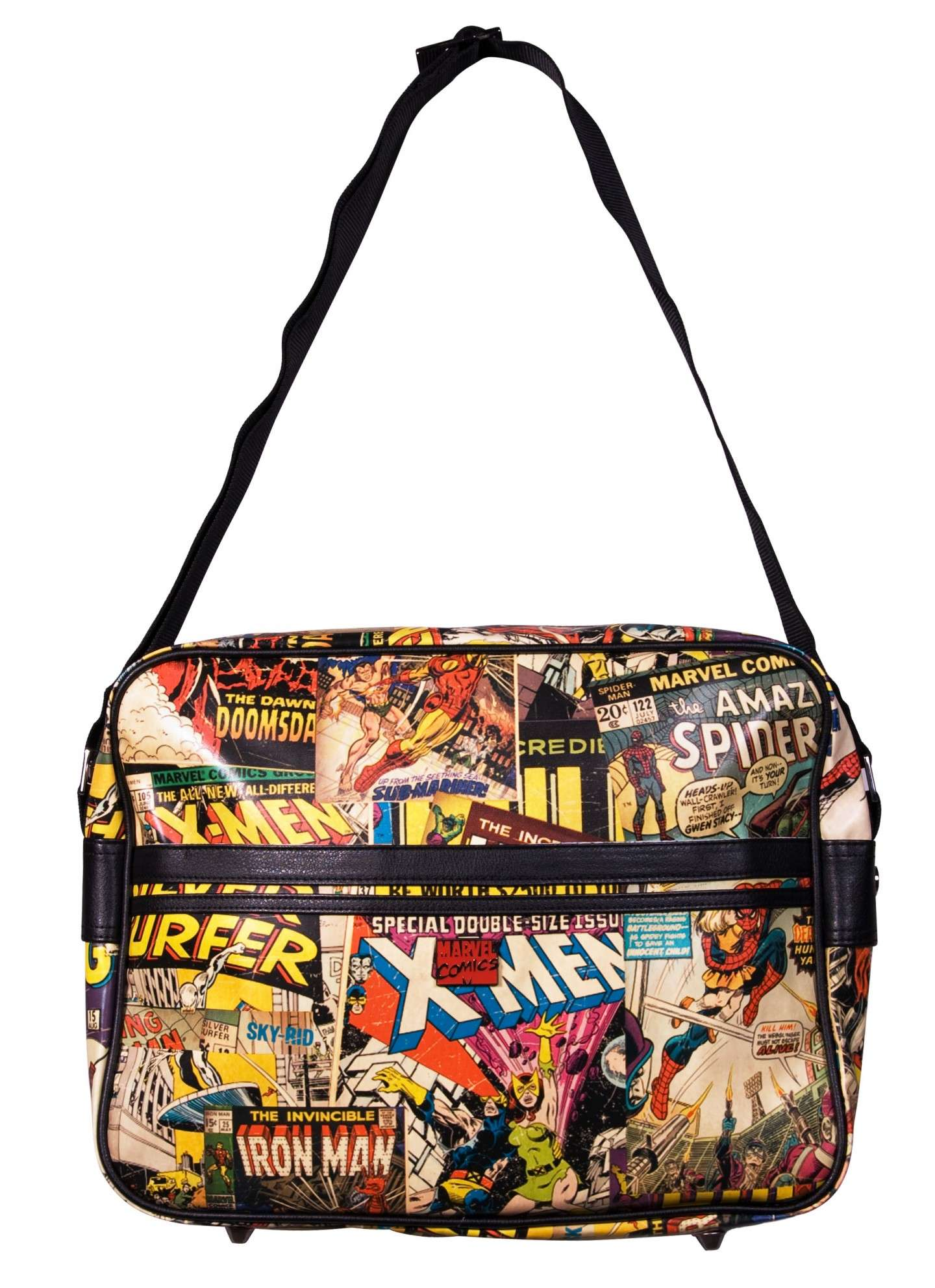 Borsa con personaggi Marvel