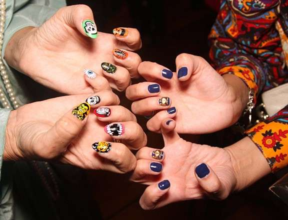 Nail art originali e divertenti