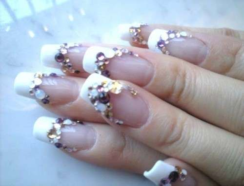 Preziosa french manicure