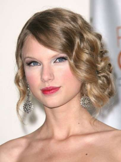 Rossetto rosa per Taylor Swift