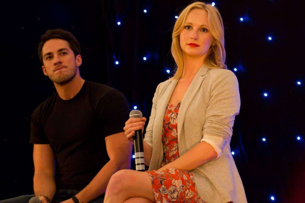 Michael Trevino e Candice Accola