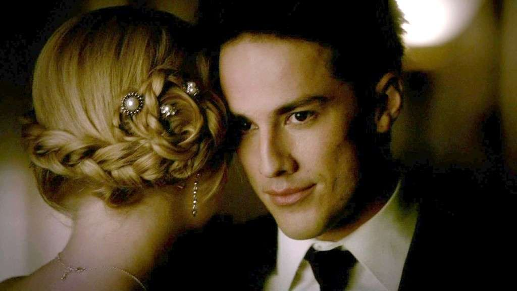 Candice Accola e Michael Trevino