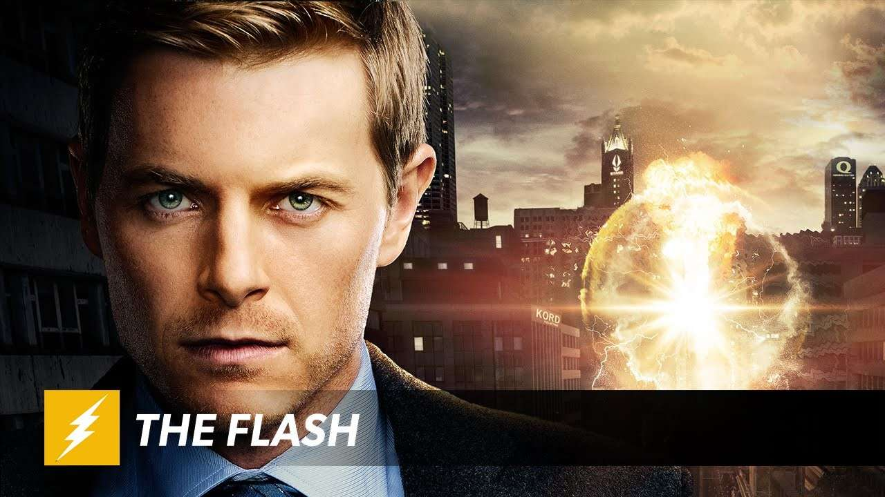Rick Cosnett in The Flash