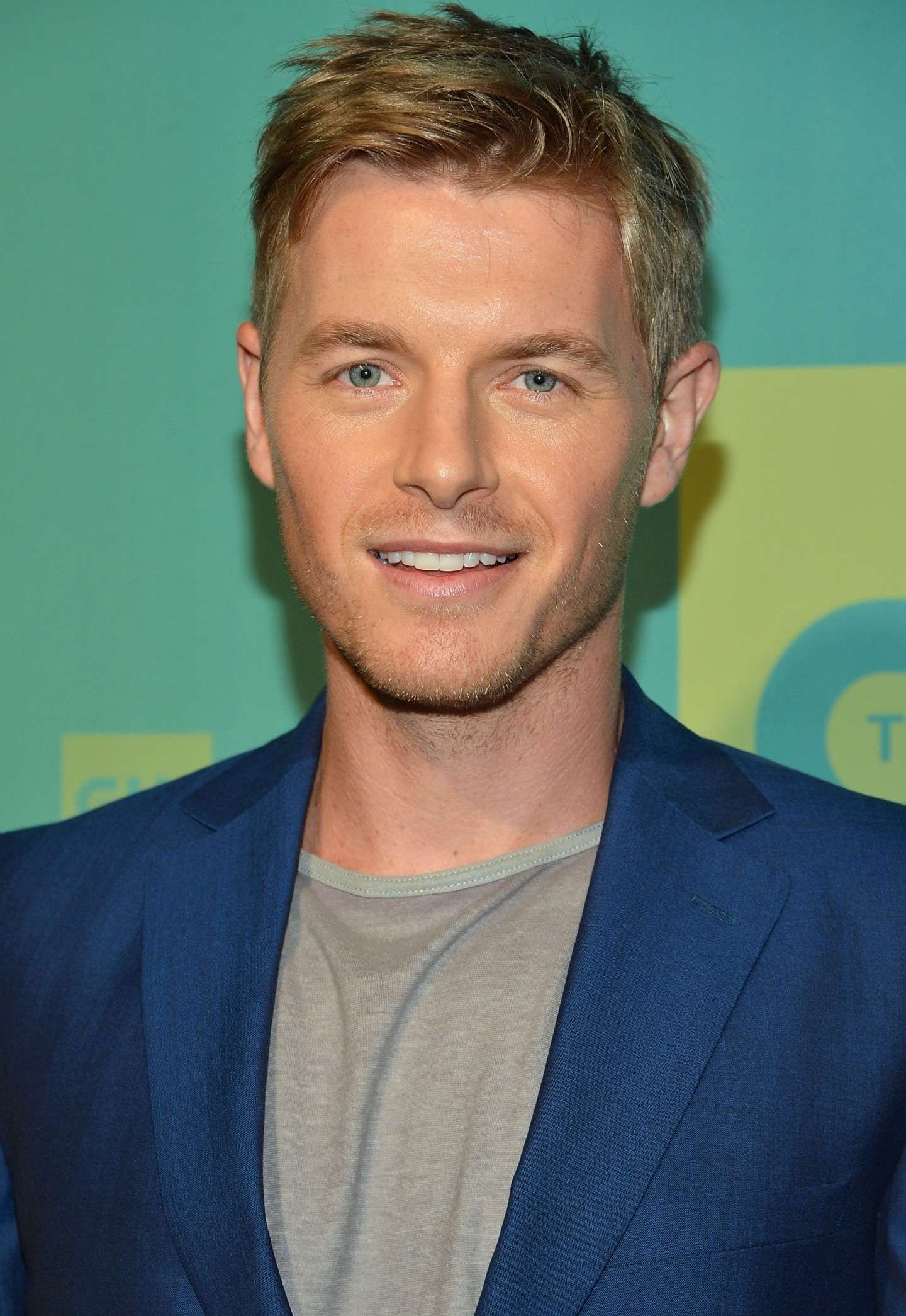 Rick Cosnett ad un evento the CW
