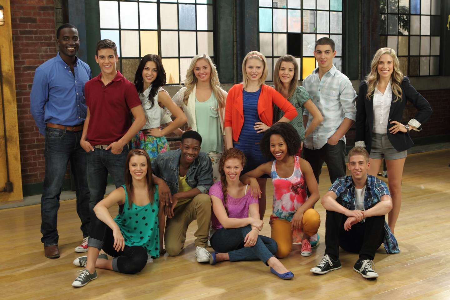 The Next Step, i personaggi della serie di Disney Channel
