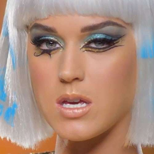 Katy Perry make up da Cleopatra