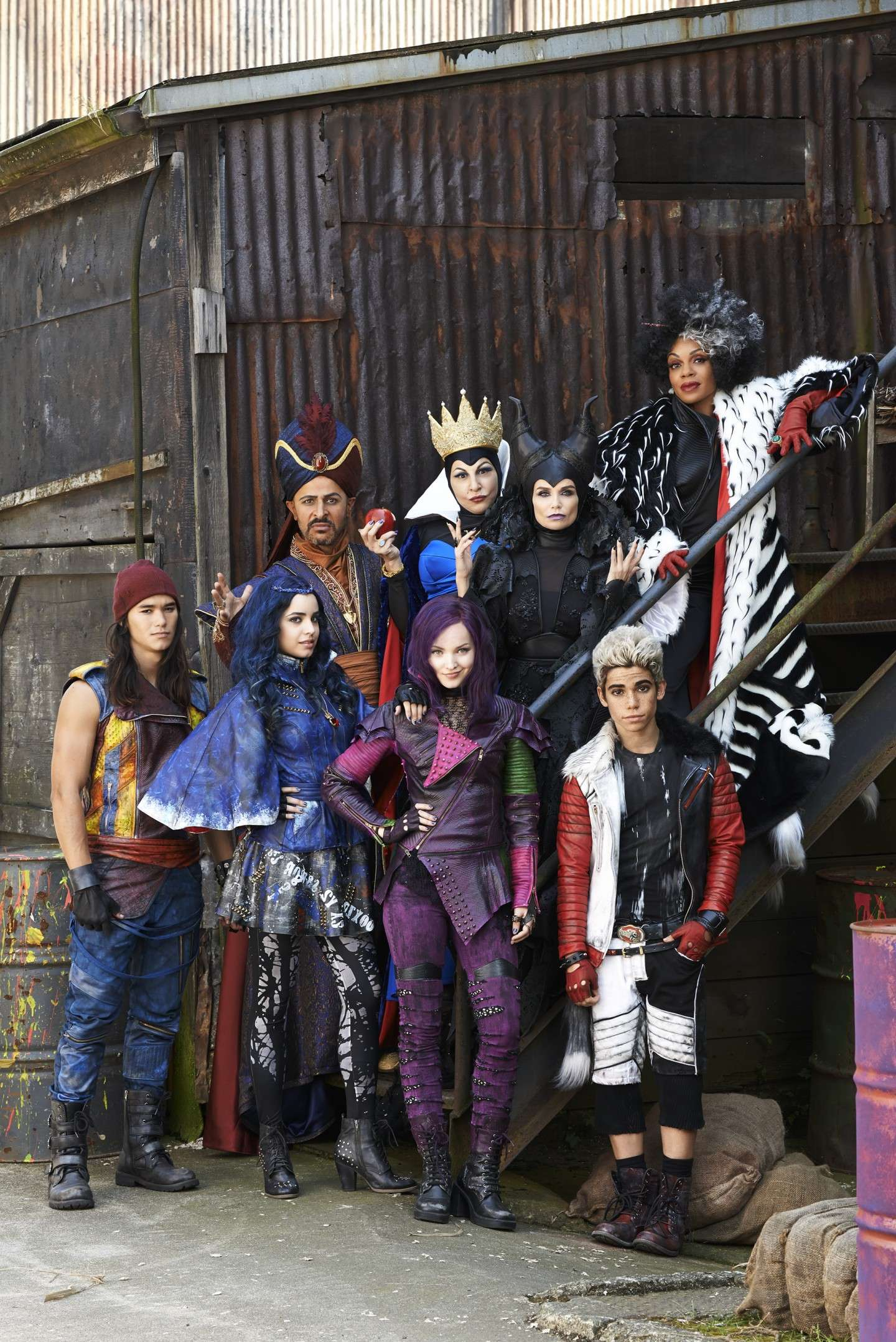 Cast di Descendants