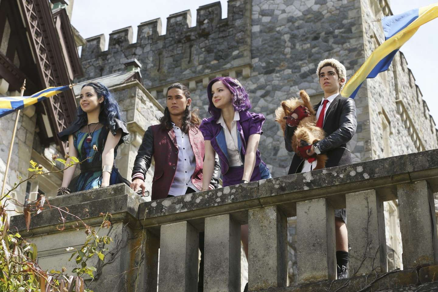 I cattivi di Descendants