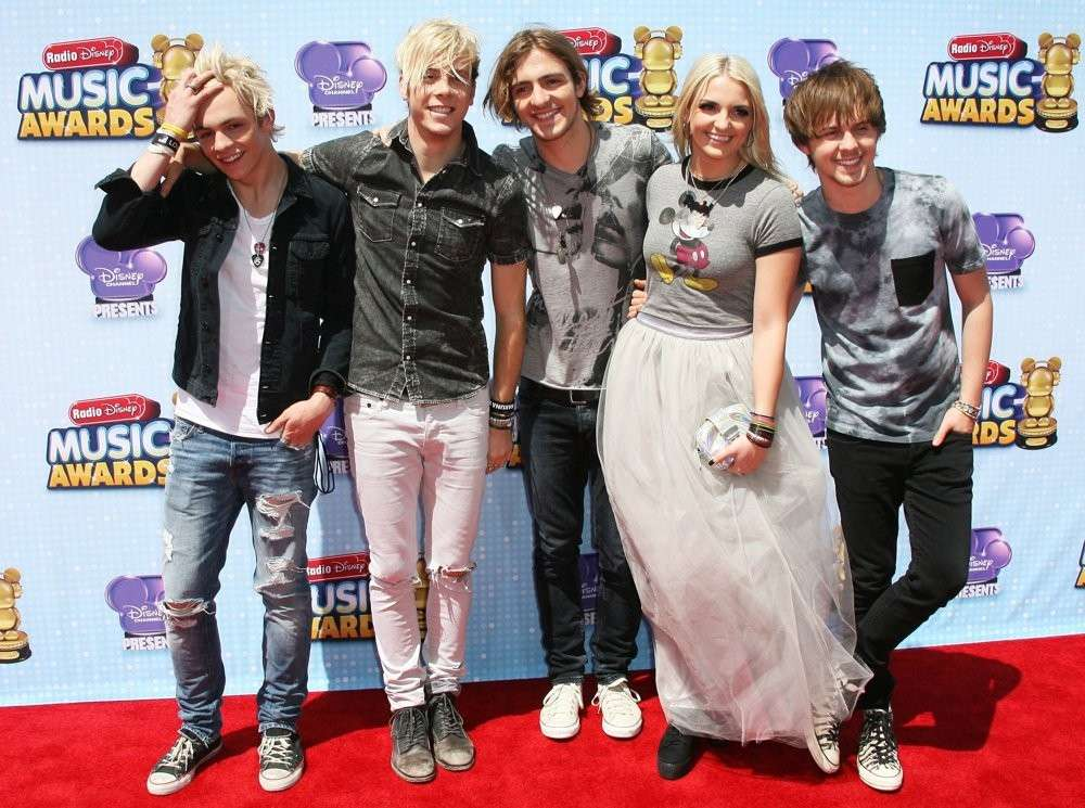 R5 ai Radio Disney Music Awards