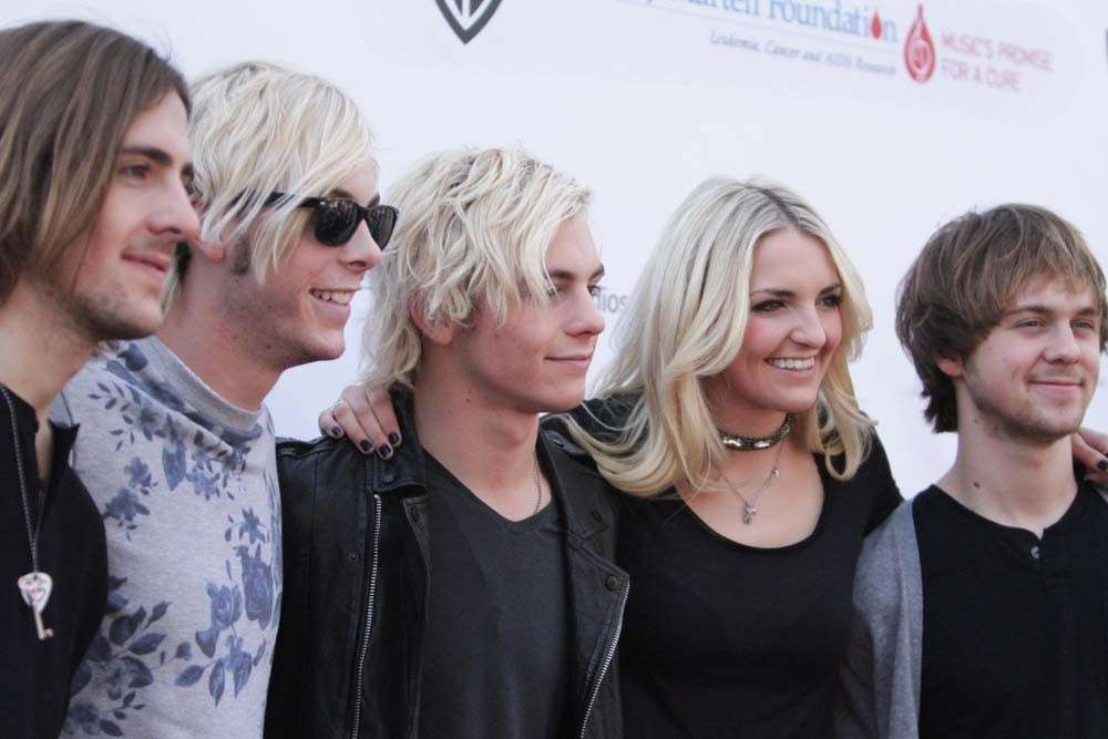 R5 in posa