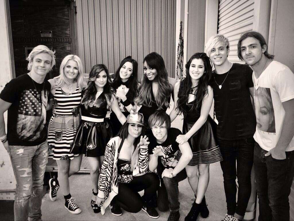 R5 e le Fifth Harmony