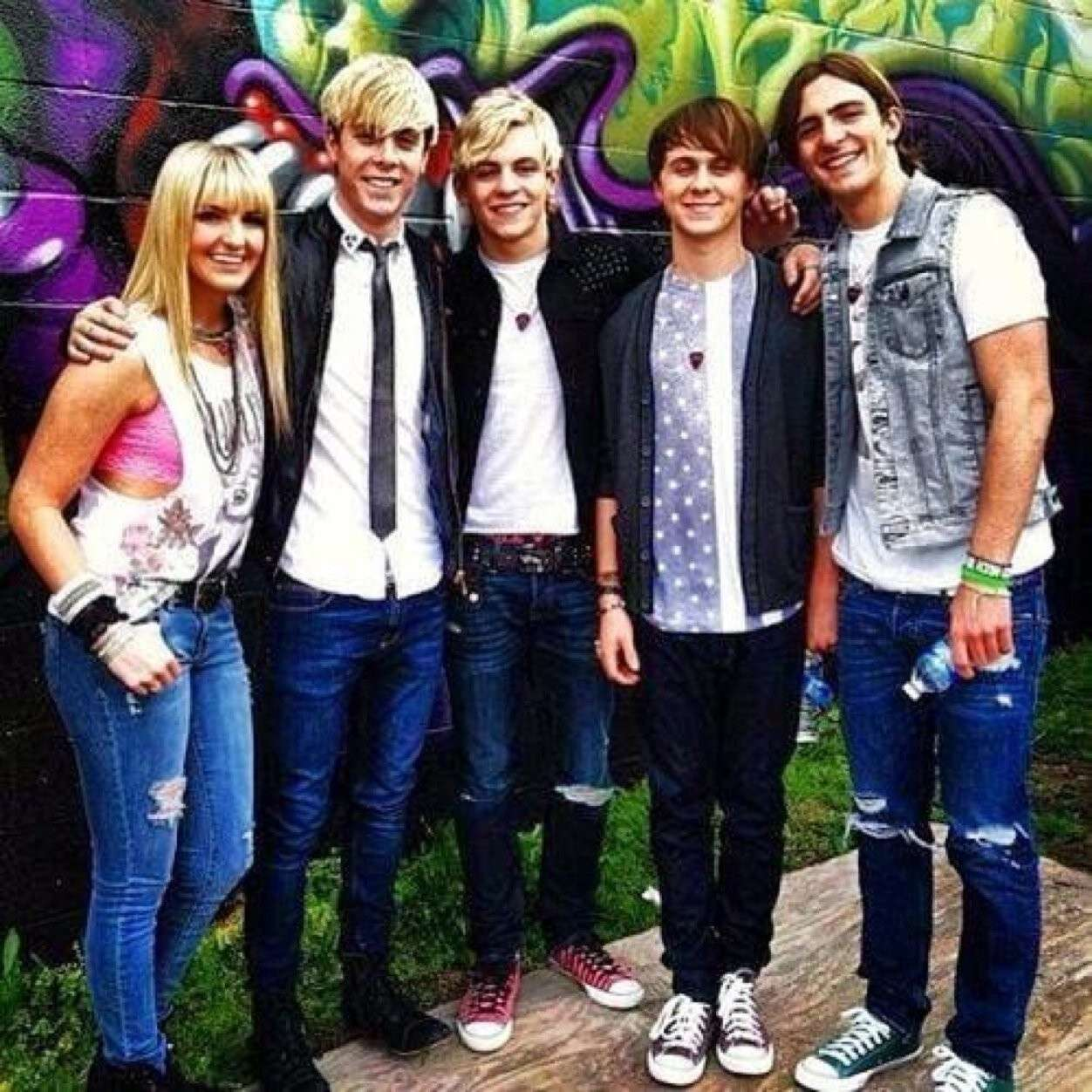 R5 e il look casual