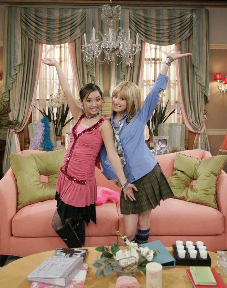Brenda Song e Ashley Tisdale