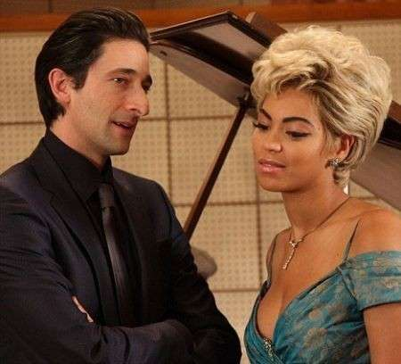 Beyoncé in Cadillac records