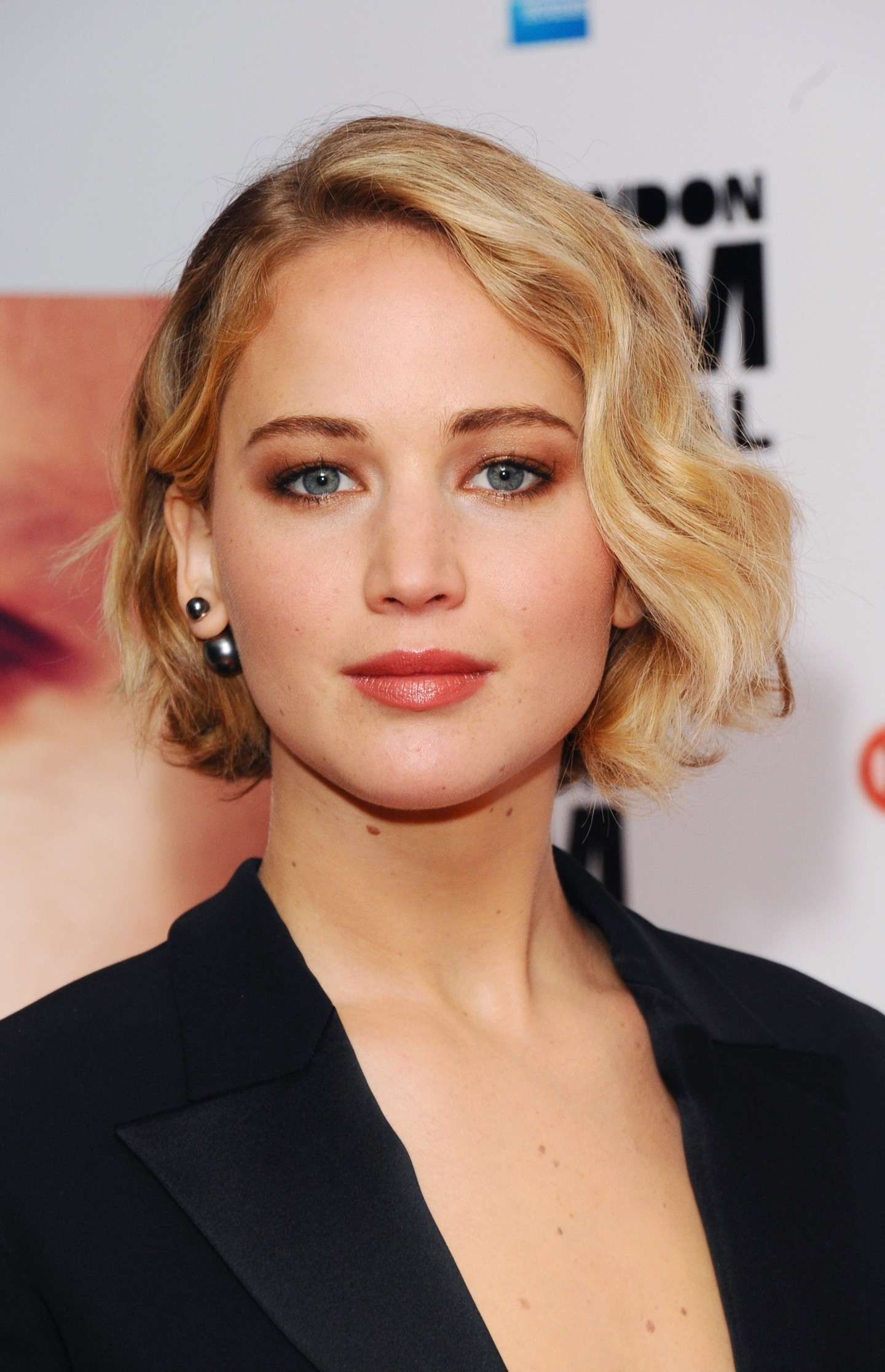 Jennifer Lawrence lip make up pesca