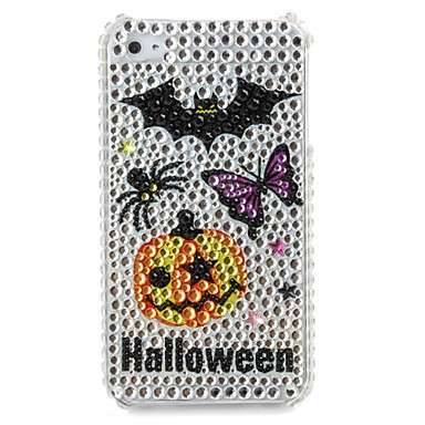 Cover con brillantini Halloween