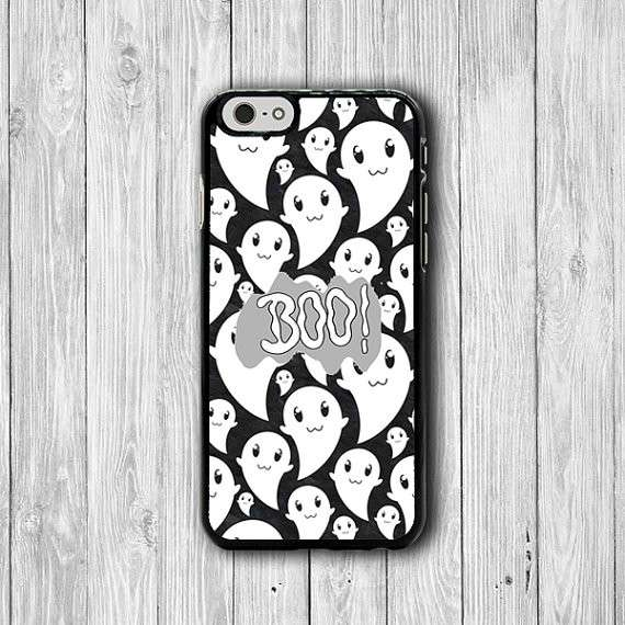 Cover di Halloween con mini fantasmini