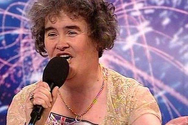 Susan Boyle a Britain Got Talent