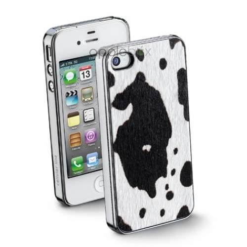 Cover animalier mucca